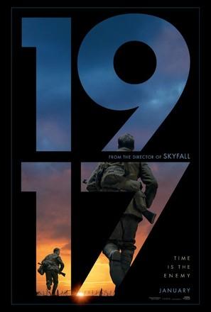 1917 - British Movie Poster (thumbnail)