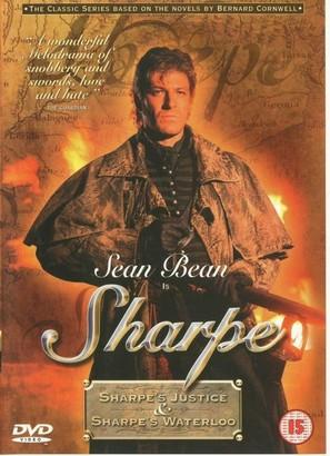Sharpe's Waterloo - British Movie Cover (thumbnail)