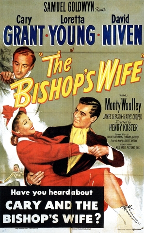 The Bishop's Wife - Movie Poster (thumbnail)