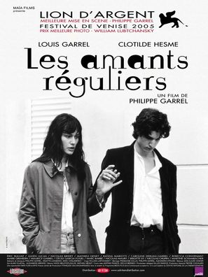 Les amants réguliers - French Movie Poster (thumbnail)