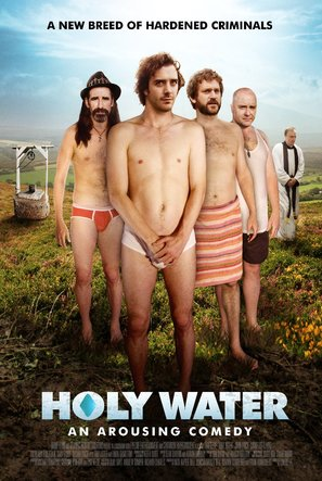 Holy Water - British Movie Poster (thumbnail)