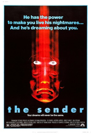 The Sender - Movie Poster (thumbnail)