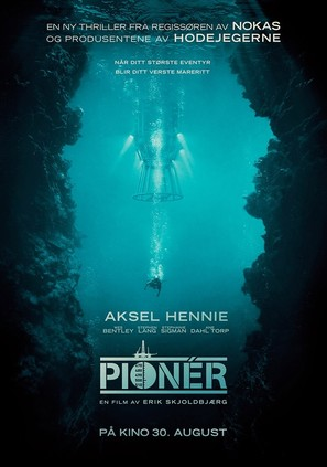 Pioneer - Norwegian Movie Poster (thumbnail)