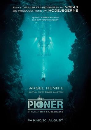 Pioneer - Norwegian Movie Poster (thumbnail)