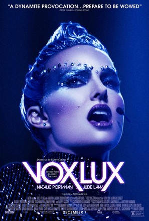 Vox Lux - Movie Poster (thumbnail)