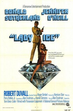 Lady Ice - Movie Poster (thumbnail)