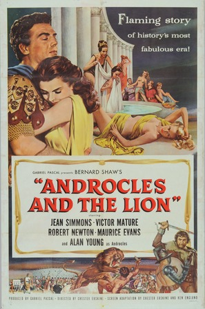 Androcles and the Lion - Movie Poster (thumbnail)