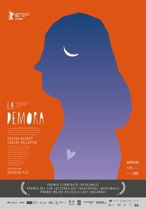 La demora - Uruguayan Movie Poster (thumbnail)
