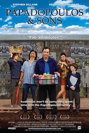 Papadopoulos & Sons - British Movie Poster (thumbnail)