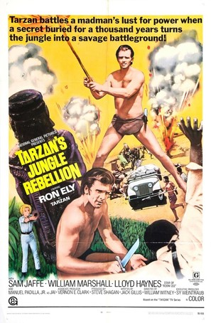 Tarzan's Jungle Rebellion