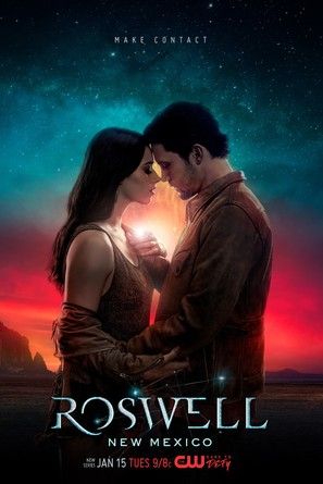 """Roswell, New Mexico"" - Movie Poster (thumbnail)"