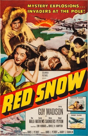 Red Snow - Movie Poster (thumbnail)
