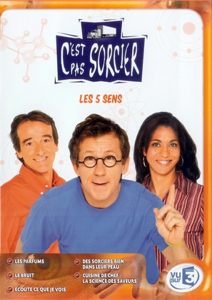 """C'est pas sorcier"" - French Movie Cover (thumbnail)"