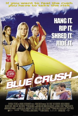 Blue Crush - Movie Poster (thumbnail)
