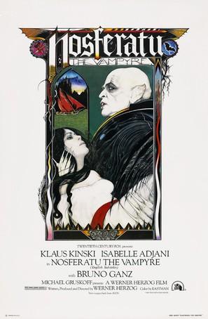 Nosferatu: Phantom der Nacht - Movie Poster (thumbnail)