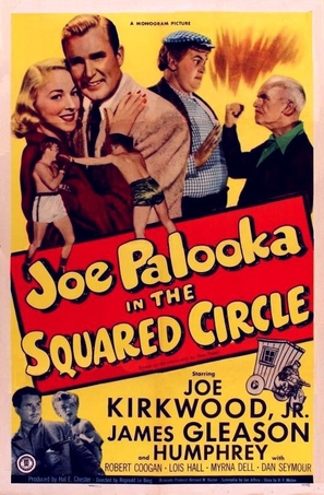 Joe Palooka in the Squared Circle