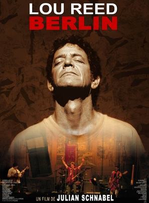 Lou Reed's Berlin - French poster (thumbnail)