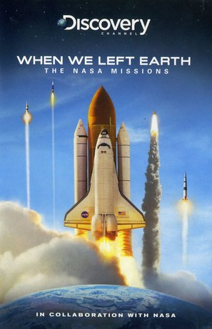 """""""When We Left Earth: The NASA Missions"""" - Movie Poster (thumbnail)"""