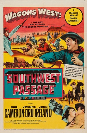 Southwest Passage - Movie Poster (thumbnail)