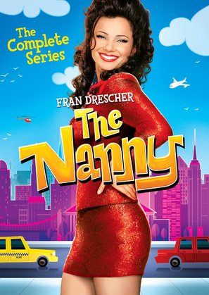 """The Nanny"" - DVD movie cover (thumbnail)"