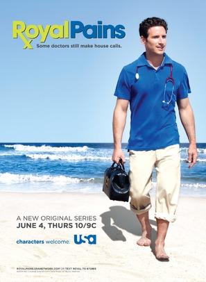 """""""Royal Pains"""" - Movie Poster (thumbnail)"""