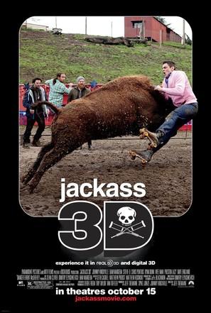 Jackass 3D - Movie Poster (thumbnail)