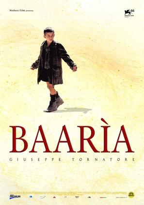 Baarìa - Italian Movie Poster (thumbnail)