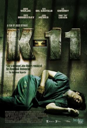 K-11 - Movie Poster (thumbnail)