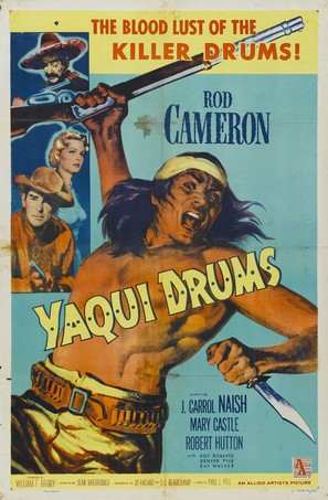 Yaqui Drums - Movie Poster (thumbnail)