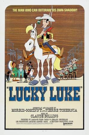 """""""Lucky Luke"""" - Movie Poster (thumbnail)"""