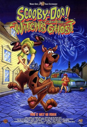 Scooby-Doo and the Witch's Ghost - Movie Poster (thumbnail)