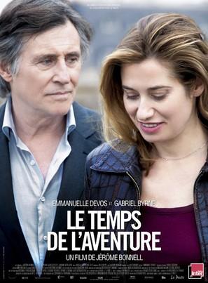 Le temps de l'aventure - French Movie Poster (thumbnail)