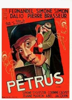 Pétrus - French Movie Poster (thumbnail)