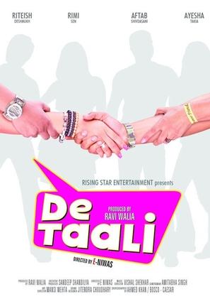 De Taali - Indian poster (thumbnail)