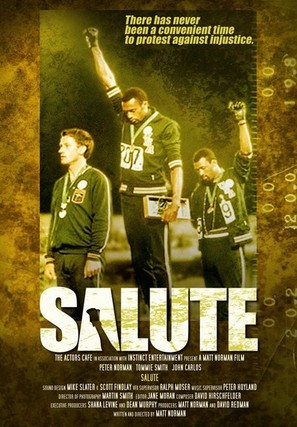 Salute - Movie Poster (thumbnail)