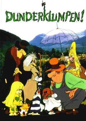 Dunderklumpen! - Swedish Movie Poster (thumbnail)