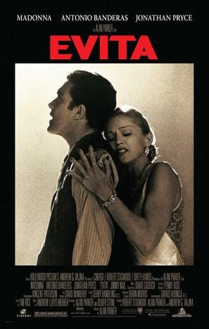 Evita - Movie Poster (thumbnail)