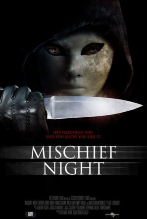 Mischief Night - Movie Poster (thumbnail)