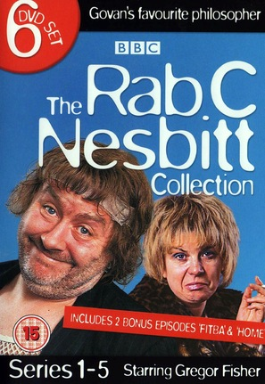 """Rab C. Nesbitt"" - Movie Cover (thumbnail)"