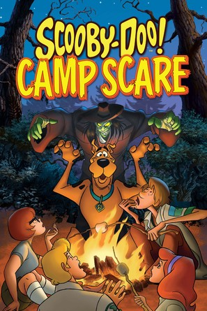 Scooby-Doo! Camp Scare - Movie Cover (thumbnail)