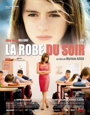La robe du soir - French Movie Poster (thumbnail)