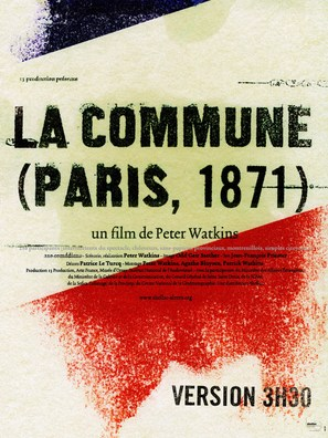 Commune (Paris, 1871), La - French poster (thumbnail)