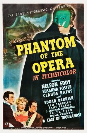 Phantom of the Opera - Movie Poster (thumbnail)