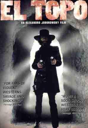 El topo - Movie Poster (thumbnail)