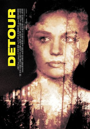 Detour - German Movie Poster (thumbnail)
