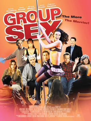 Group Sex - Movie Poster (thumbnail)