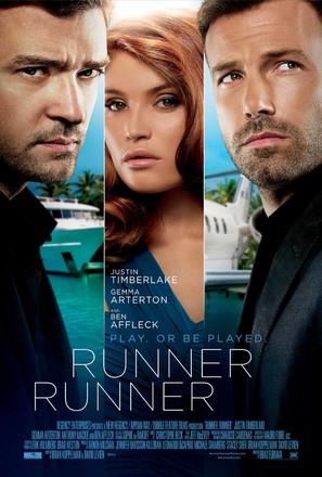 Runner, Runner - Theatrical movie poster (thumbnail)