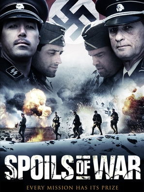 Spoils of War - Blu-Ray cover (thumbnail)