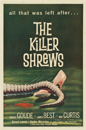 The Killer Shrews - Movie Poster (thumbnail)
