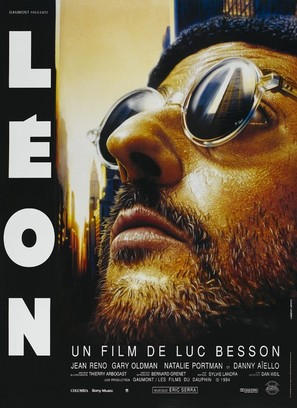Léon: The Professional - French Movie Poster (thumbnail)